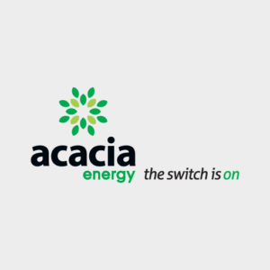 Acacia Energy Logo ViaOne Marketing Consulting