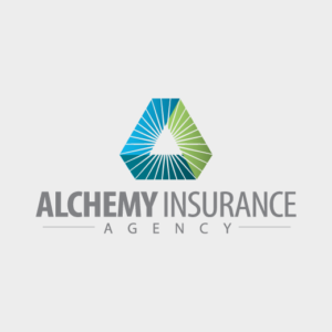 Alchemy Insurance Logo ViaOne Services Accounting Finance